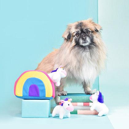 Interactives Spielzeug - Burrow - Unicorns in Rainbow