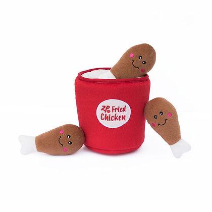 Interactives Spielzeug - Burrow - Bucket of Chicken
