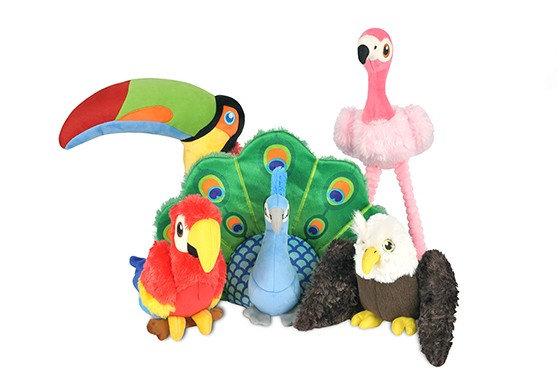 Fetching Flock Spielsachen