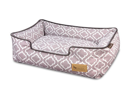 Moroccan Lounge Bed - Ash Gray