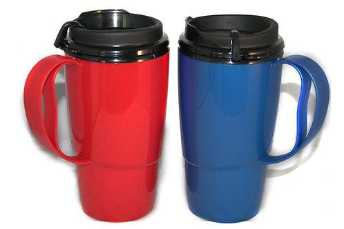 16oz. Foam Insulated Mug 2-Pack