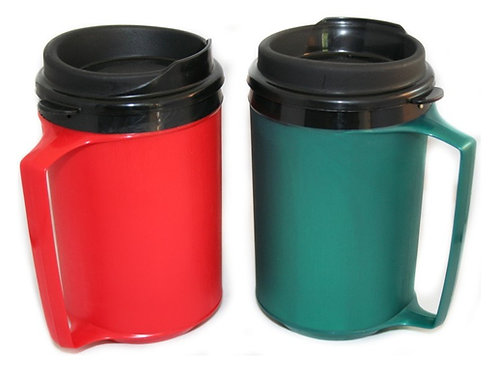 12oz. Foam Insulated Mug 2-Pack