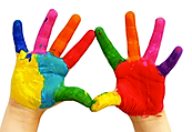 Ages 4 to 5 - Colourful Hands
