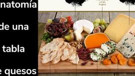 Guía para crear tu tabla de quesos.