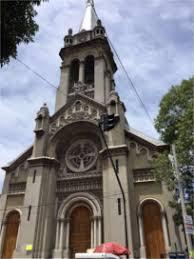 Fachada Parroquía de la Sagrada Familia.