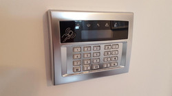 Alarm Keypad / Amey Security
