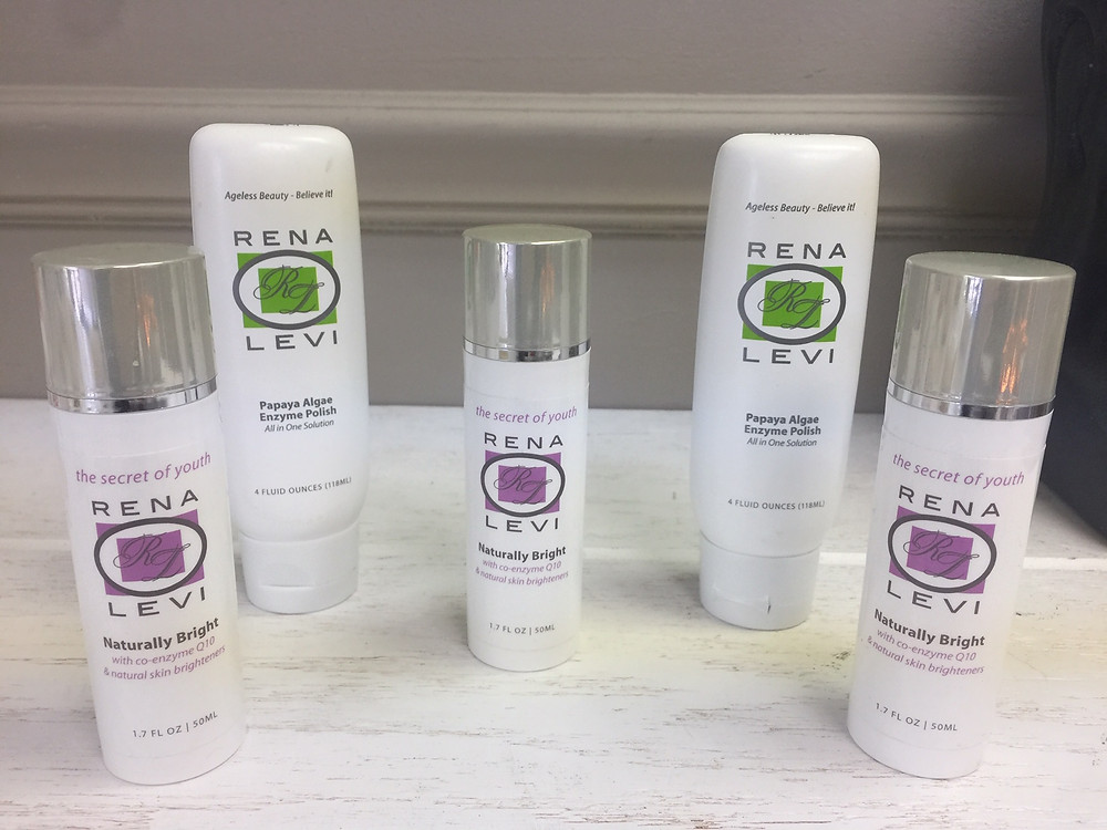 deep herbal peel and acne treatment