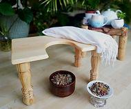 Pelvic Steam Chair and Herbs