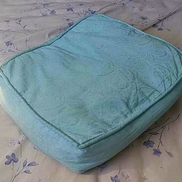 Box-Edged Pillow