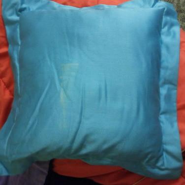 Sham/Flange Pillow