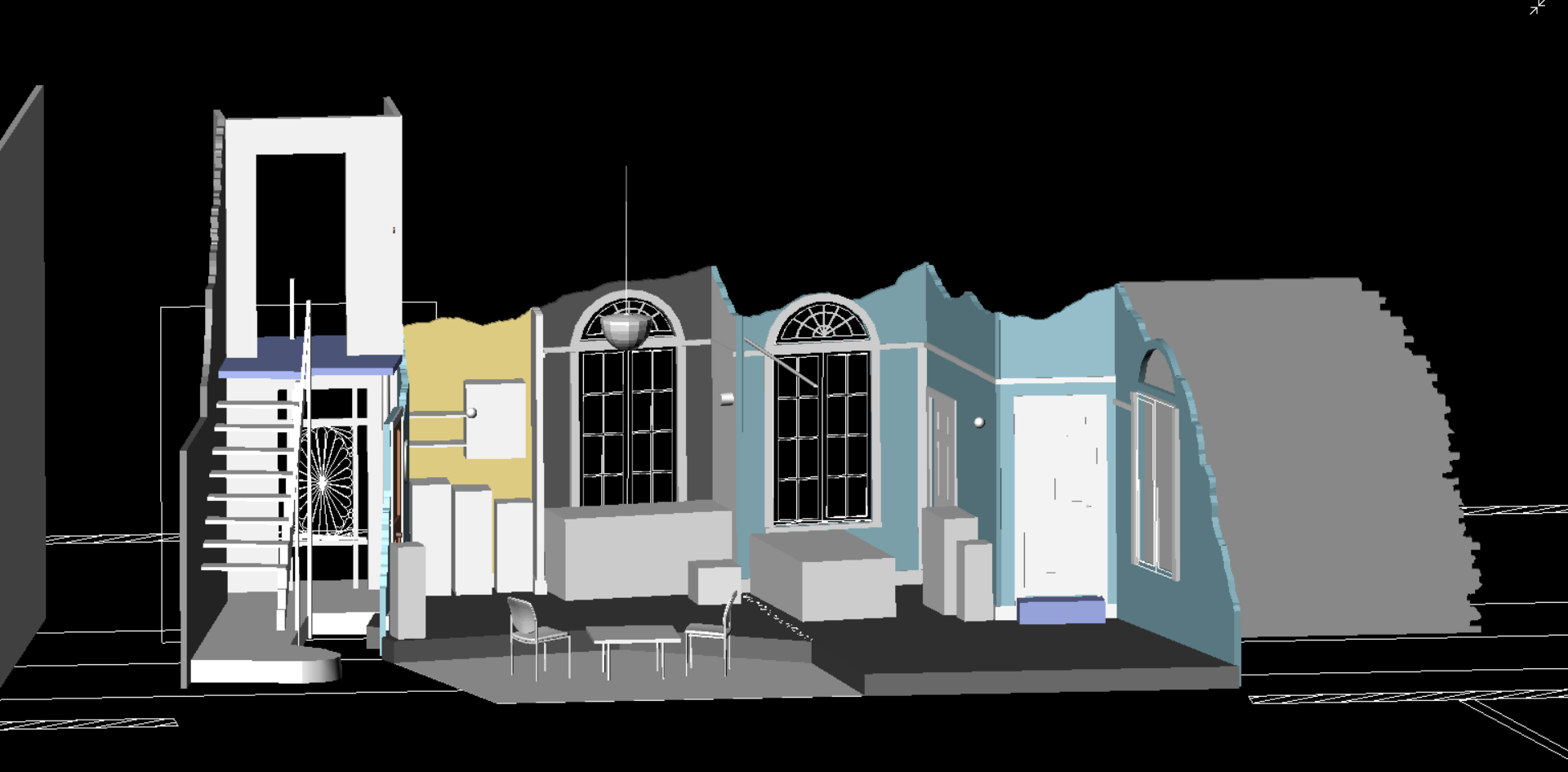 A Streetcar Named Desire (Drafting only))