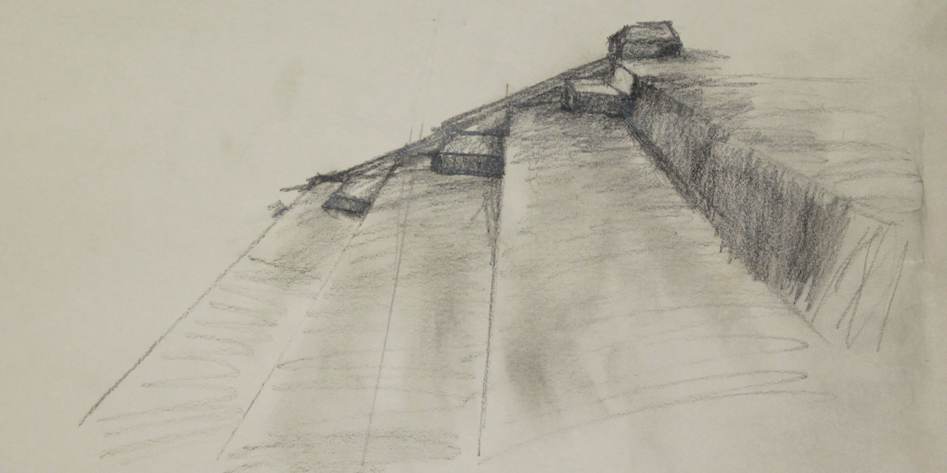 Perspective Study - Antilles Field