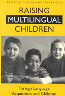 "Book ""Raising Multilingual Kids"""