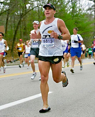 Boston Marathon 2006