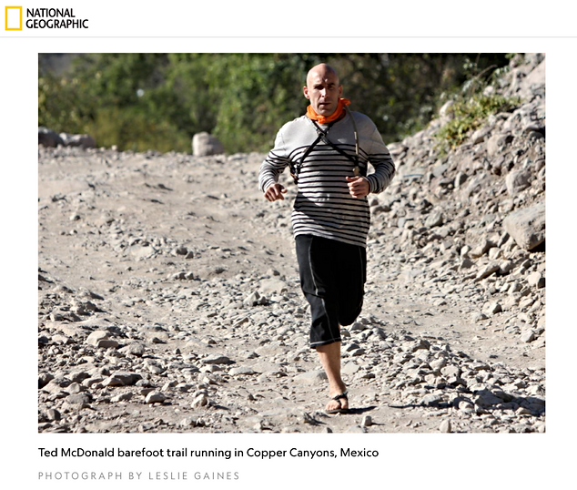 Training Tips: Barefoot Running