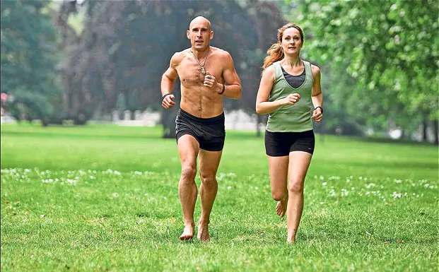 Barefoot Running - Primal Exercise