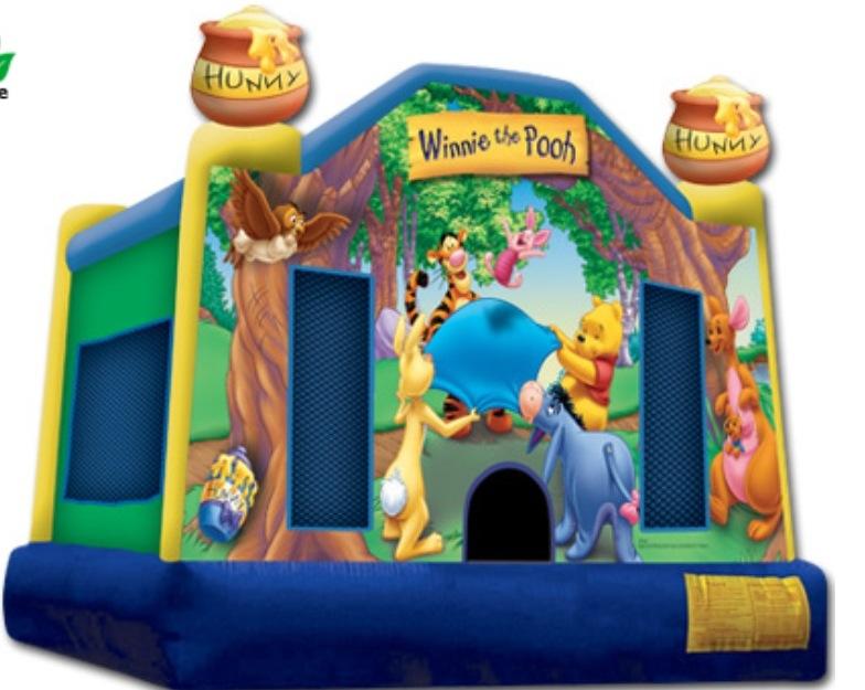 Winnie The Pooh  ( code W )