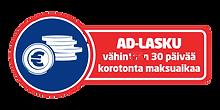 AD Autopalvelu Markko AD lasku