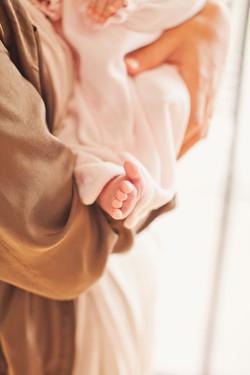 Newborn Baby April 2015