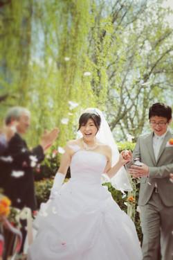 September 2013 Mayumi&Dong Woon