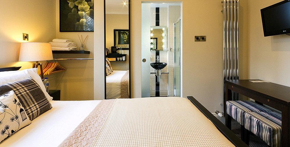 Rockmount BB Tavistock Bed and Breakfast Tavistock – Bedroom En Suite