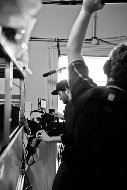Behind the scenes photos for Ajitoya