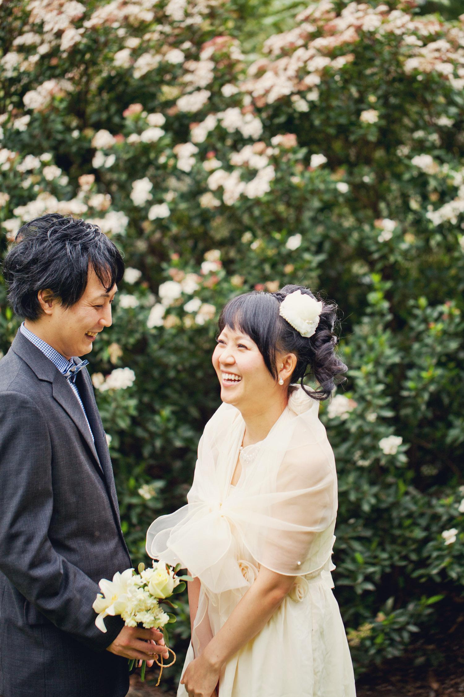 August 2015 Mayumi&Toshi
