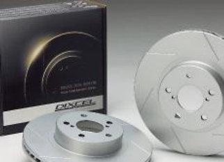DIXCEL 1 PIECE DISC ROTOR (FRONT) SUBARU IMPREZA GH8