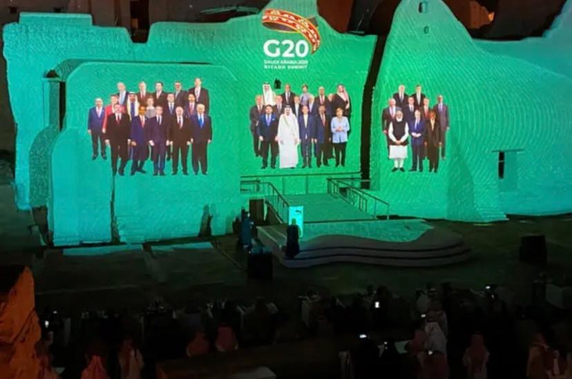 G20 Summit Dominated by Coronavirus