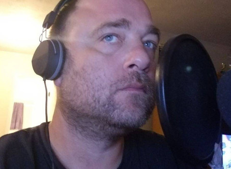 Evan Harris to Narrate Audiobook of IT GIVES YOU STRENGTH