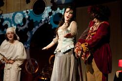 Vespone, Serpina and Uberto