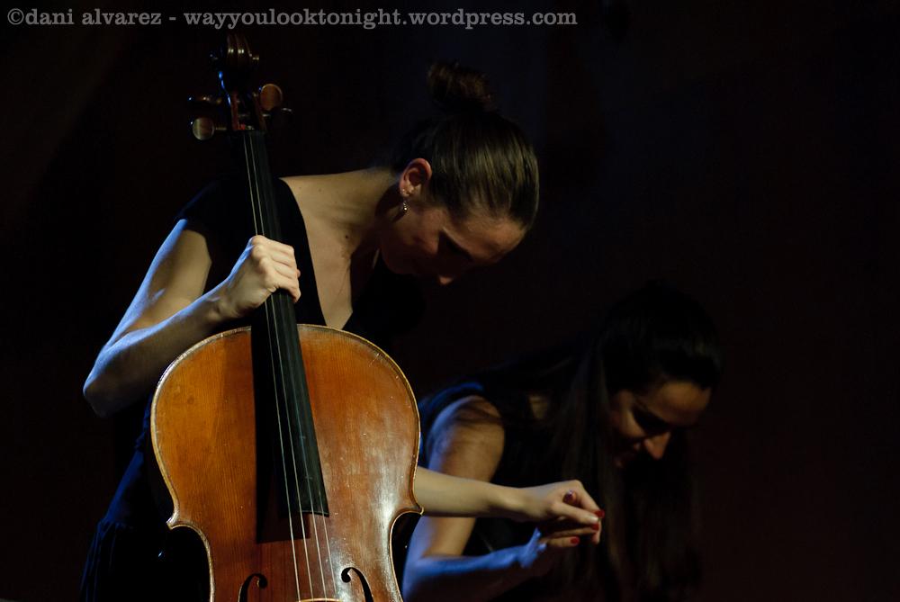 Cèlia Torres (23/10/13 Barcelona)