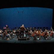 Rehearsal of Balena Blava
