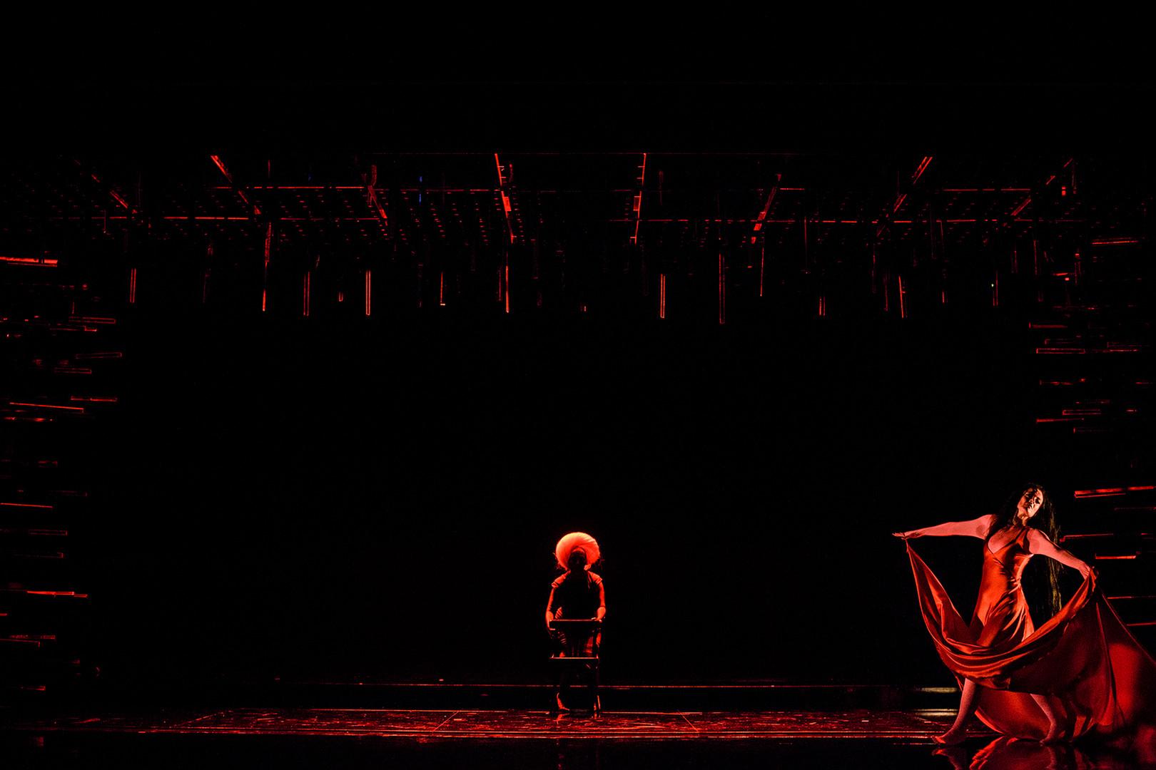 Je Suis Narcissiste - Teatro Español