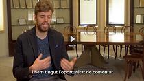 Entrevista al baríton català, Josep-Ramon Olivé
