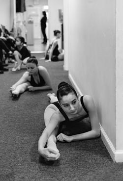 Ballerina stretch