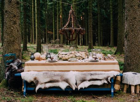 Apturētais mirklis — rotājumi rudens noskaņās