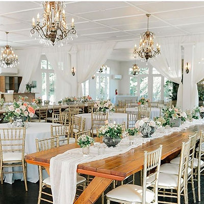 All of these dreamy linens, drapes and s