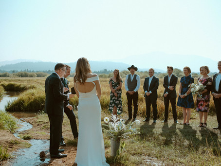 An Intimate Micro-Wedding Experience: The Duffy Wedding
