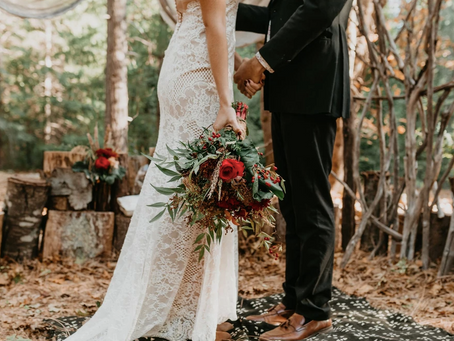 Fall Wedding Trends You Don't Want to Miss