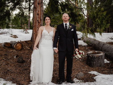 Planning a Winter Wedding in Tahoe? Here's Everything You Need to Know