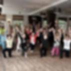 Официальная страница | Танцевально-спортивный клуб САНТИ | руководители Заслуженные тренеры России Стружанов Алексей и Наталия