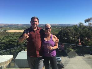 Adelaide: Wineries, Breweries & Views