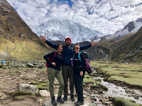 Peru: Hiking the Salkantay Trail to Machu Picchu