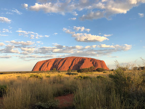 The Great Australian Outback: Uluru to Alice Springs