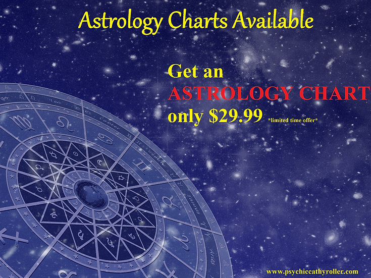 ASTROLOGY Birth chart report