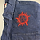 Thumbnail: Anti possession  denim shirt small