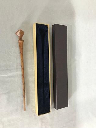 Tonks Inspired Metal Core Wand