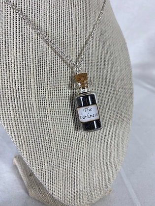 The Darkness Vial Necklace
