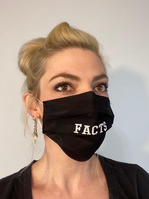 Facts Face Mask Bentellect